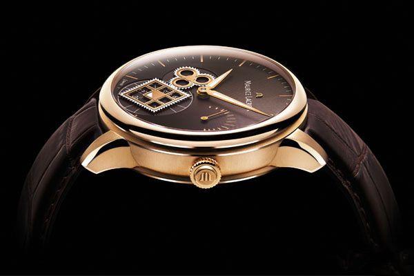 艾美表匠心系列 玫瑰金腕表工艺在黄金中升华