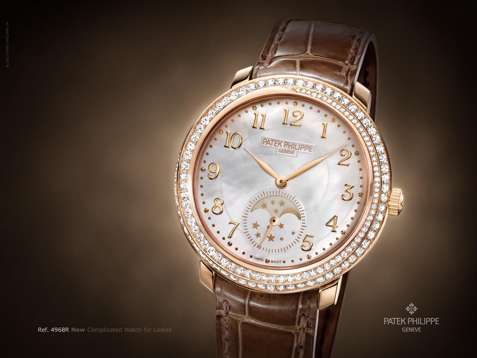 【高清】百达翡丽手表图片,百达翡丽手表无水印图片
