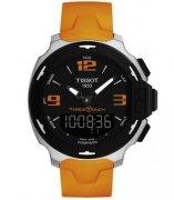 天梭手表最新款竞速触屏系列