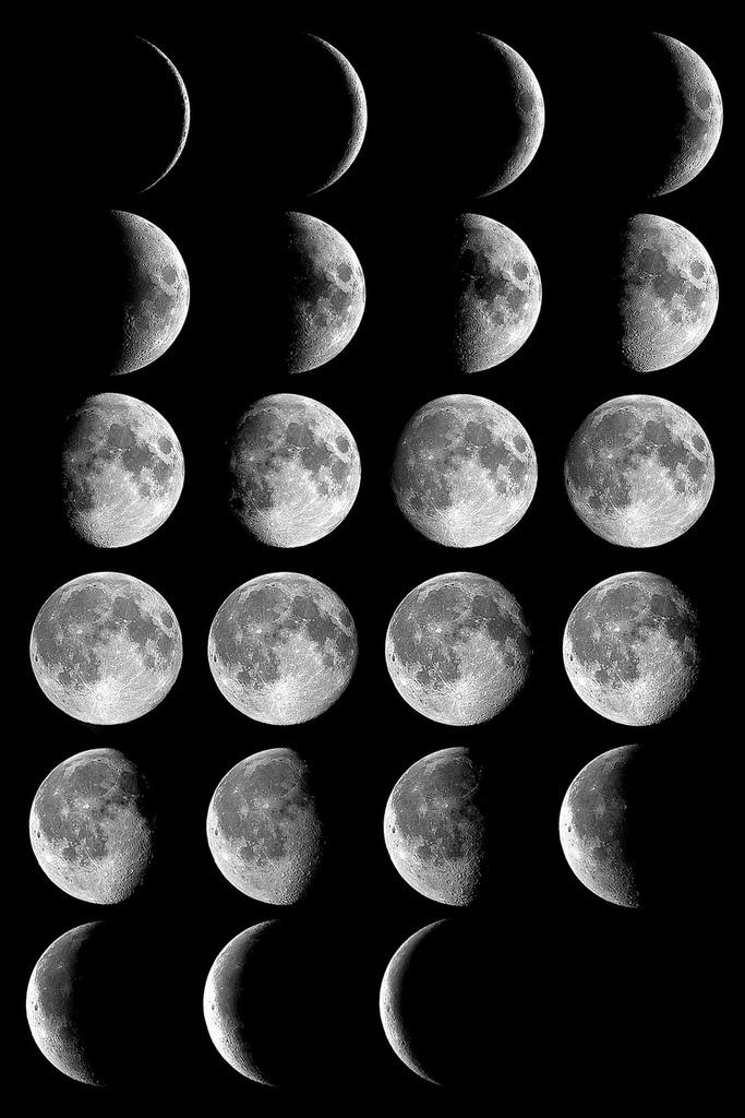 月相表多长时间需要调校一次