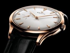真力时Class ELITE 681超薄手表