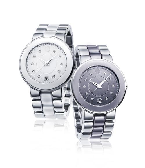 摩凡陀赛蕾娜系列新款腕表