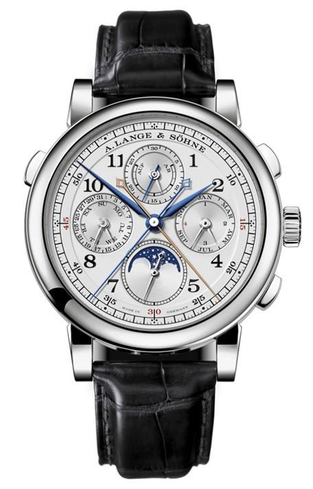 朗格1815 RATTRAPANTE万年历腕表