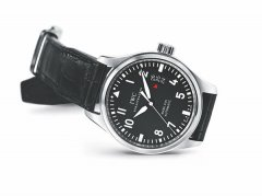 万国马克十七飞行员手表 首批飞行员抗磁手表