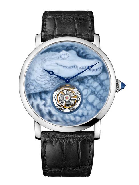 卡地亚全新腕表将亮相「钟表与奇迹」展