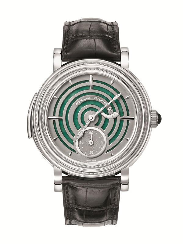 帕玛强尼全新 Toric Quaestor Labyrinth 三问腕表