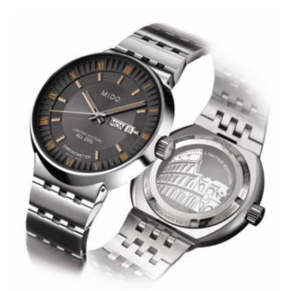 经典优雅 技术之美 美度贝伦赛丽III系列男士腕表
