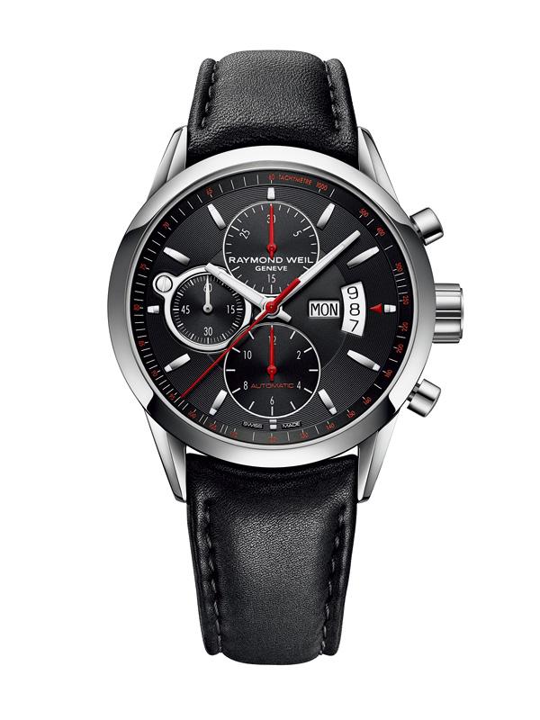 蕾蒙威新款自由骑士「Simply Class」腕表