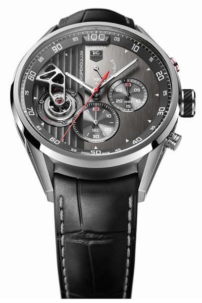 TAG Heuer豪雅推出Carrera MikroPendulum概念腕表