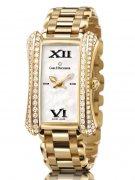宝齐莱Alacria雅丽嘉18K黄金钻石腕表