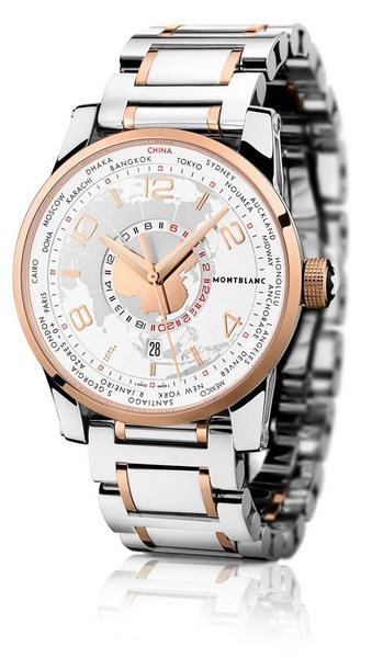 万宝龙时光行者系列世界时间中国特别款腕表 仅限量88枚