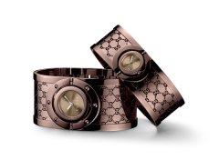 Gucci古琦Twirl系列手表 独特设计展现鲜明现代感