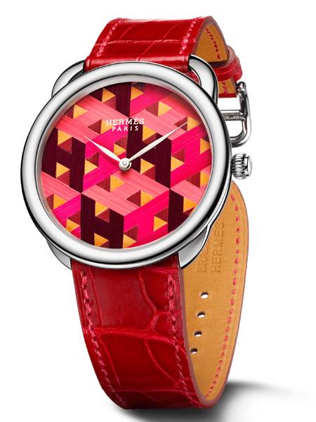 爱马仕手表 入选2013年日内瓦高级钟表大赏表款