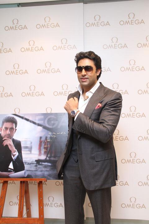 欧米茄第七家印度专卖店开设 邀来宾共赏品牌精品