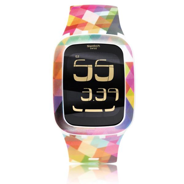 斯沃琪swatch 2013新款腕表 呈现多彩之趣