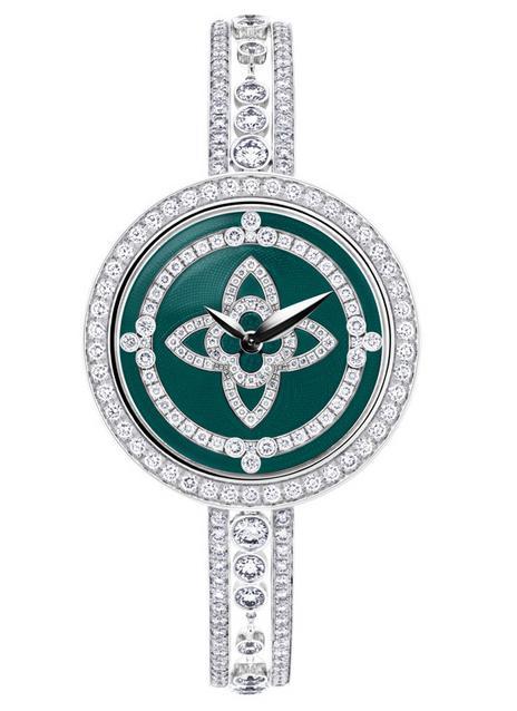 "LV路易威登""Les Ardentes""高级珠宝手表"