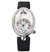 宝玑Breguet--那不勒斯皇后系列月相手表