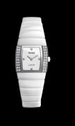 雷达表银钻系列,雷达表银钻系列白陶瓷钻石腕表