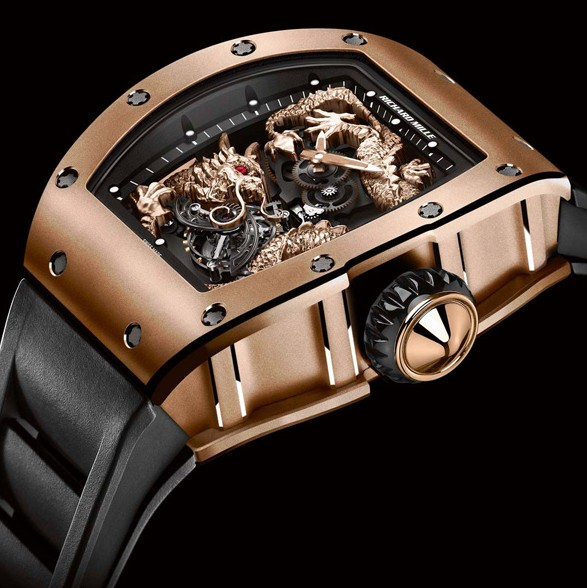理查德米勒手表被磁化后