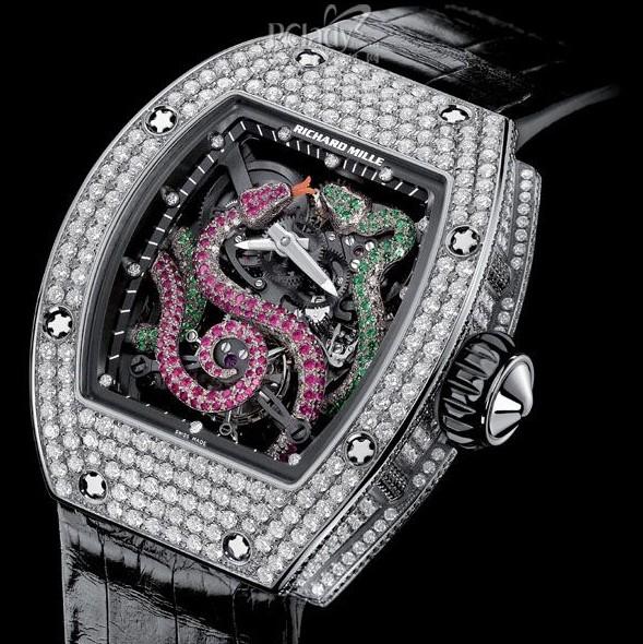 理查德米勒手表被磁化