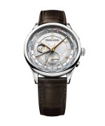 艾美表新款,艾美匠心系列世界时区腕表