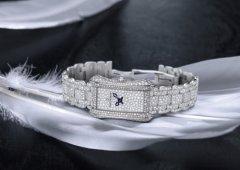 宝齐莱圣诞手表推荐 雅丽嘉系列Swan天鹅腕表