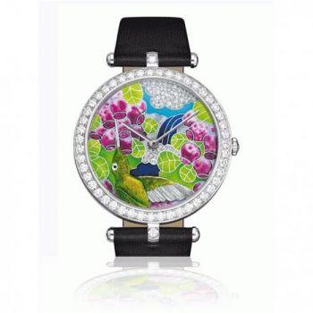 梵克雅宝手表怎么进行保养?梵克雅宝手表保养注意事项