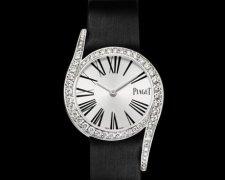 玫瑰金钻石手表,伯爵魅力闪烁无极限