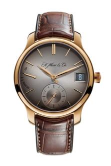 2006年,亨利慕时 Perpetual Calendar腕表在日内瓦钟表大赏上获得第一名奖