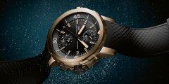 """万国海洋时计""""达尔文探险之旅""""IW379503腕表"""