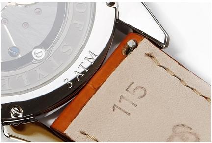 瑞士库尔沃3130.1FN超薄Historiado系列复古表款