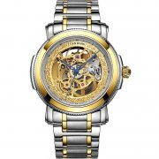 天王风云系列8898手表 见证机芯之美