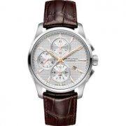 汉米尔顿爵士系列计时腕表 显露绅士气质