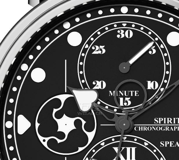 巴塞尔表展新品   独立制表品牌Speake-Marin首枚计时码表