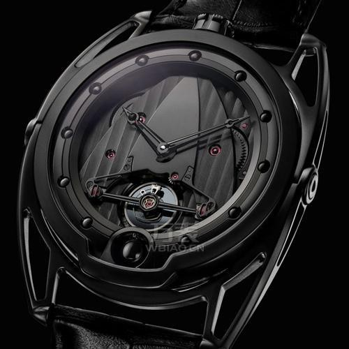 巴塞尔表展新品 De Bethune DB28 Dark Shadows黑影腕表
