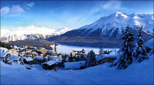 瑞士景点介绍