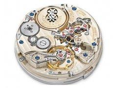 朗格Zeitwerk Striking Time腕表,朗格手表呈现出优雅曲线美