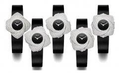 伯爵Blossoming Rose概念腕表,细诉品牌非凡创意