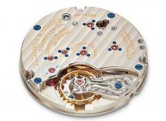 朗格小三针腕表,呈现出经典隽永的品牌风格