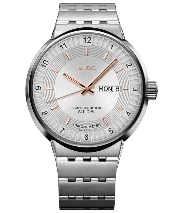瑞士美度表完美系列 1918限量款男士腕表