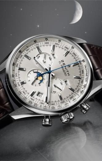2014巴塞尔表展新品预览:真力时全新El Primero 410腕表