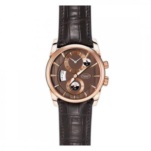 帕玛强尼腕表——过境商谈商务人士最爱的身份象征