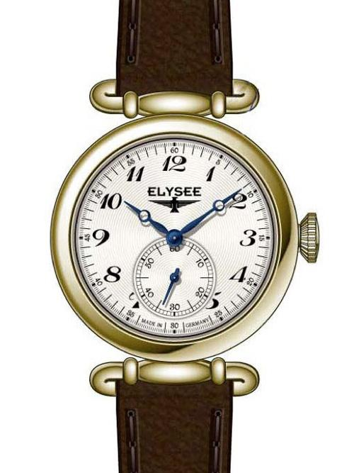 Elysee Ladies系列腕表