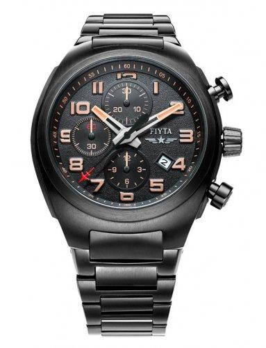 飞亚达飞行系列钛合金限量版腕表