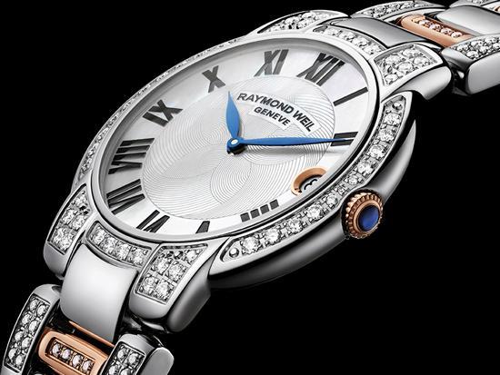 蕾蒙威全新Jasmine佳茗系列腕表
