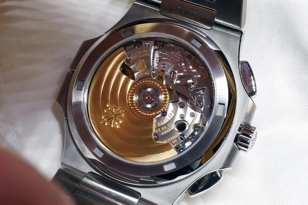 百达翡丽Nautilus 旅行家计时腕表 Ref. 5990/1A
