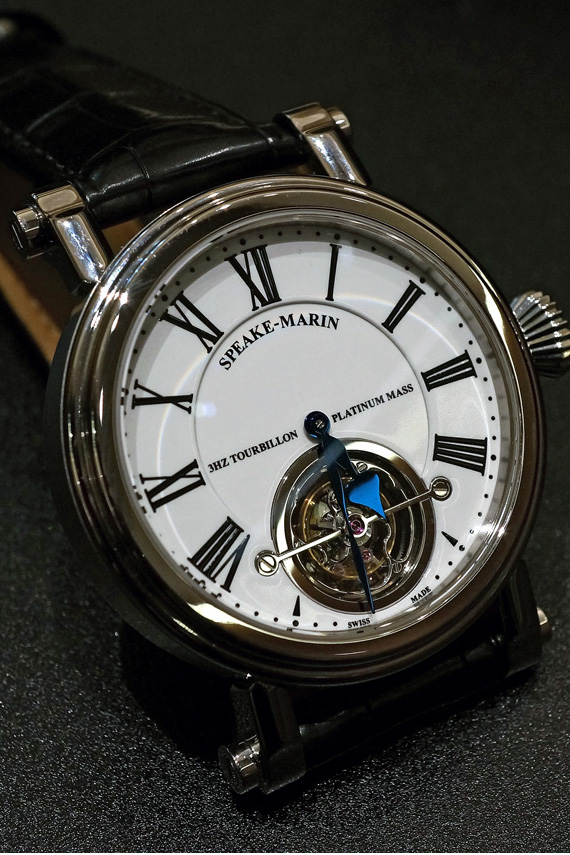 SPEAKE-MARIN MAGISTER陀飞轮腕表