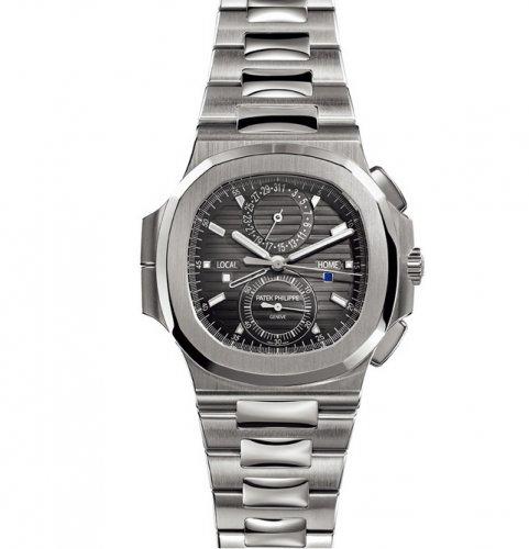 百达翡丽新式手表——全新款式5990/1A-001鹦鹉螺手表