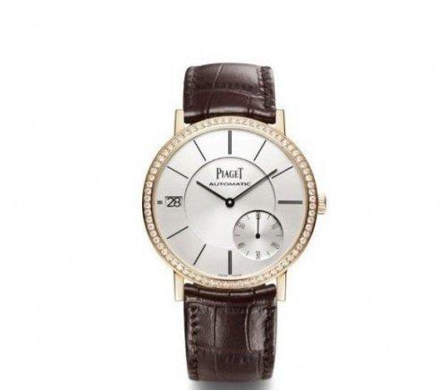 伯爵手表——能够捕捉时间的神韵