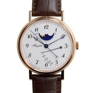 宝玑手表logo设计图